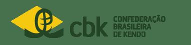 CBK Confederação Brasileira de Kendo Logo